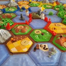 el Dorado senaryo yerleşimci Catan yazı tahtası oyunlar