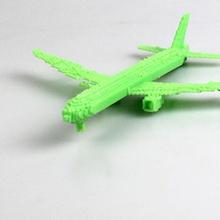 minecraft - boeing 777-9x plane toys & games plane blocks minecraft boeing
