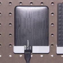 piolo wd passaporto ultra 1 tb modello titolare supporto gadget elettronica titolare supporto appendiabiti piolo apparecchio organizzazione pannello forato wd