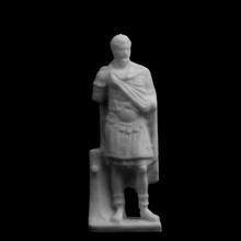 estátua mármore imperador septimius severus museu britânico londres scan romano escultura imperador britishmuseum