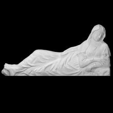 Virgen natividad escanear mujer cuerpo completo