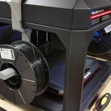 makerbot replicator 5th gen & replicator+ spool holder adapter build 3d printer makerbot filament holder filament spool holder makerbot replicator makerbot upgrade