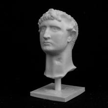 l'imperatore adriano british museum londra scansione
