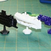 aeronaves juego mesa guadaña viento gambito tablero juegos gótico Embarcacion steampunk guadaña dirigible windgambit barco volador
