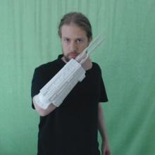 predatore sfida oggetti scena cosplay costume film futuristico film puntello cosplay predatore film puntello predatori film puntello predatore 2 predatore lame polso lama predatore alieno
