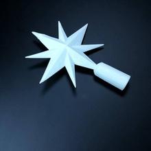 Estrela david jardim myminifactory feito vectário Makex joalharia decorações natal decorações natal feitas vectário