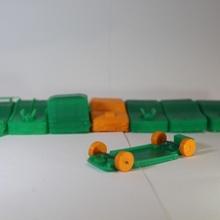 modular juguete coche vehiculo caliente ruedas pista corredor juguetes juegos coche vehiculo modular jugar carreras juguete pista ruedas calientes