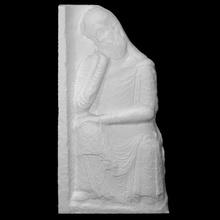 Joseph agachado escanear religión Biblia natividad Joseph