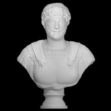 Adriano scansione romano imperatore Adriano