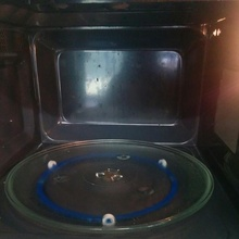 microwave turntable support & garden support microwave turntable home&co em134al7 turntableringassembly