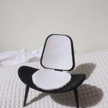 Concha cadeira brinquedos jogos Projeto mobília Hansjwegner