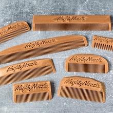 customizable comb & garden comb hair openscad travel beard customizable customizer traveling customized beard comb hair comb personalizable travel comb