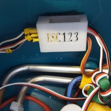 3 stik serratura 3 dupont Maglione filo alloggi gadget elettronica tinkercad