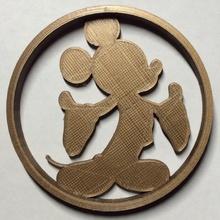 Mickey süs hayran Sanat Noel süs Disney fare Mickey
