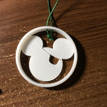 korsan Mickey süs mücevher Noel süs korsan Disney fare Mickey