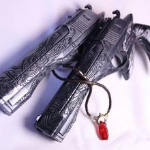 ebony ivory props & cosplay gun pistol prop cosplay dante meshmixer devilmaycry dmc ebony fusion360 ivory