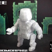 zee robomorph toys & games action children droid fantasy figure kids modular robot toy toys scifi robots bot cyborg action figure kids toys science fiction construction toys kids androids cyborgs desk toys droids