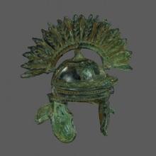 Zenturio Helm 3d Scan Bildung uralt griechisch Helm römisch Scan Scanner 3d Scan artec griechisch Kunst römisch Kunst