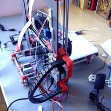 1 canal relé caso funda 3d impresora emergencia construir 3d impresora 3d impresión emergencia bq hephestos MRK1000 relé caso funda
