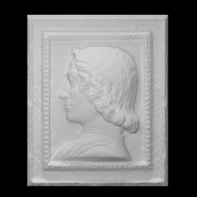 giuliano de ' medici scansione 3d stampabile fallimento viso testa ritratto scultura Rinascimento Firenze Italia sollievo giuliano Demedici