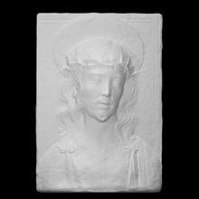 christ ecce homo scan 3d printable bust face head jesus sculpture marble renaissance florence italy religious christ