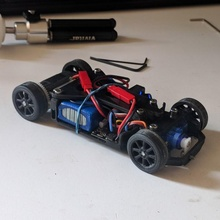 openz v3b chassis 1 28 rc rc cars fun toy rc chassis scalemodel radio control hobbie 1 28