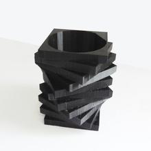 vase cale v1 & garden decoration design pot vase deco maison cipient contenant
