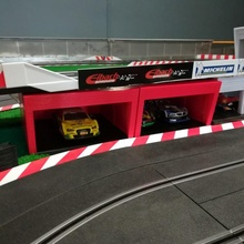 boîte f1 jouets Jeux boîte fente formule formule 1 Carrera voiture Carrera 132