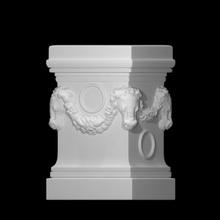 altare votivo iscrizione imperatore Adriano scansione scultura marmo imperatore altare frammento Adriano votivo