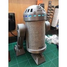 r2d2 v30 amazon echo mount gadgets & electronics holder bracket droid mount robot speaker stand star starwars r2d2 base star wars r2-d2 amazon echo alexa