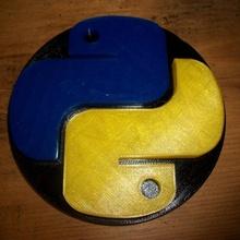 python badge gadgets & electronics badge symbol programming python snap code