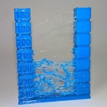 temperatura incordatura calibrazione blocchi costruire 3d stampante calibrazione incordatura temperatura