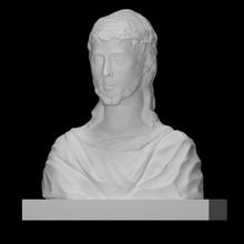 christ ecce homo scan bust face head jesus sculpture marble florence christ ecce homo