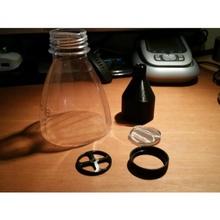 filtración embudo anycubic fotón lcd impresora resina construir 3d impresora impresora embudo Sla resina lcd filtrar anycubic fotón filtración