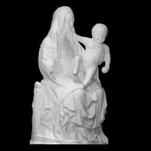 Madone intronisé analyse bébé figure Jésus sculpture bois enfant Madone Marie Christ vierge intronisé