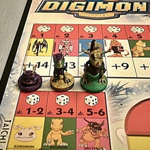 digimon board games games toy boards
