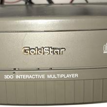 goldstar 3do tray badge fan art retro repair console spares goldstar 3do