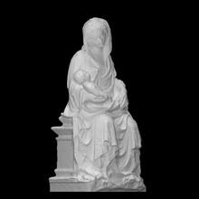 vierge enfant analyse bébé Jésus sculpture enfant Madone religieux séance Marie Christ vierge béni