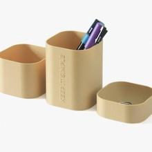 escritorio organizador sencillo jardín soporte bolígrafo caja envase escritorio lápiz personalizable casa personalizado organizador colorfabb bq relleno madera Witbox