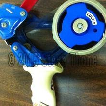 locking tape dispenser spool tape gun replacement spool spare parts tape dispenser tape gun tape holder tape roll