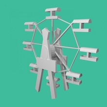 ferris wheel tinkercad