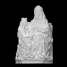 anna Selbdritt analyse bébé Jésus mère sculpture bois religieux Anne Marie anna Saint Christ fils fille chêne sothebys Selbdritt