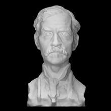 james ramsay macdonald scan bust sculpture politician bronze labour epstein figurative james-ramsay-macdonald