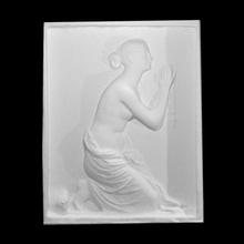 monument pietro recchi praying figure scan sculpture monument plaster relief praying pietro-recchi bartolini