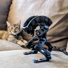 alieno clickaloo giocare impostato giocattoli Giochi alieno figurina giocare giocattolo costruzione alieni xenomorfo clickaloo