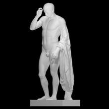 Marcelo Hermes logios reducido escanear escultura Hermes emitir Marcelo logios