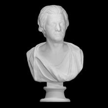 allan ramsay scan bust portrait sculpture marble allan-ramsay michael-foye