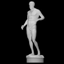 estátua septimius Severus Varredura escultura estátua imperador Severus septimus