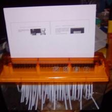 Ingranaggio mini carta trituratore Ingranaggio carta trituratore