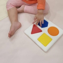 forma puzzle bambino piccolo bambino puzzle giocattolo ragazzo 1years